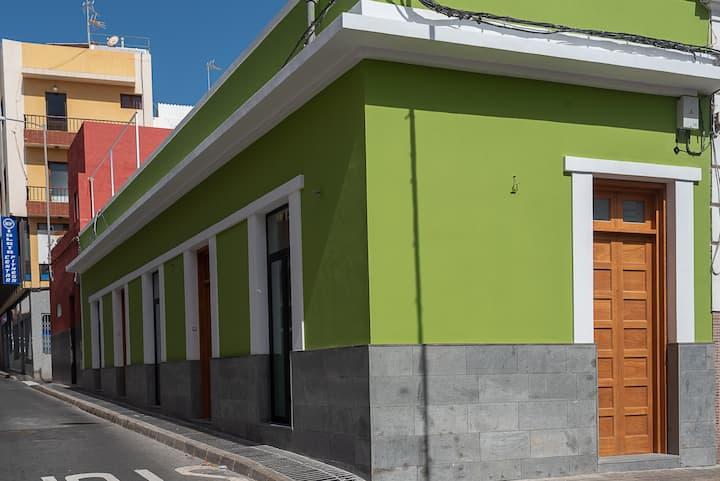 CASITA 2. LAS CASITAS DE LA ISLETA. LAS CANTERAS