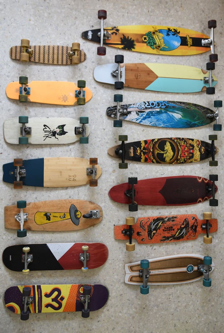 choose any kind of board