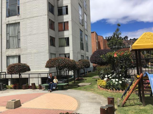 Loft Apartment in Bogota