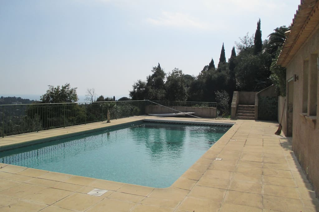piscine 5 m x 12 chauffée