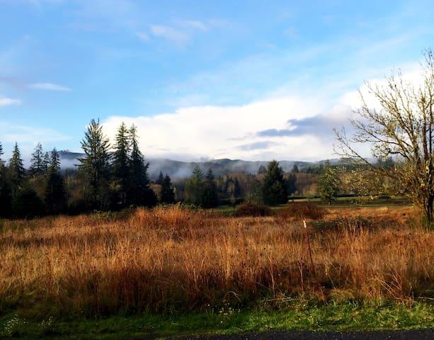 Oregon Coastal Mountain RV Hookup Rentals