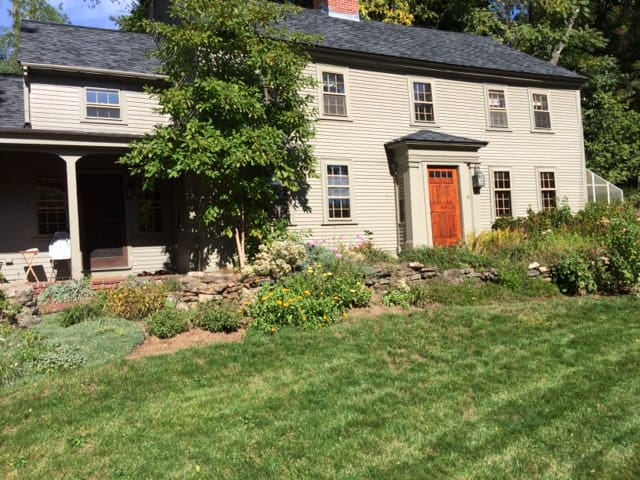 Wm. Byam House ca.1726 - Chelmsford - Penzion (B&B)