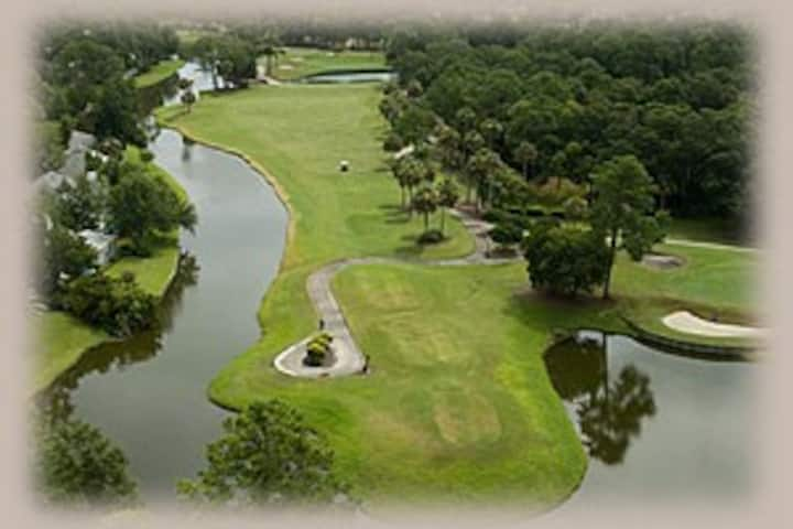 3 Bed/2 Bath Condo with Beautiful Golf Course View