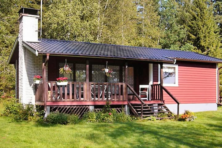 4 person holiday home in VIMMERBY