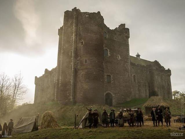 Doune Castle - Outlander