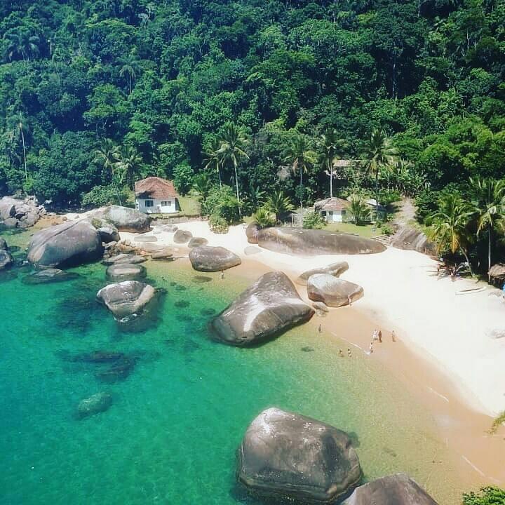 Sitio Itaguaçu/ ilha grande