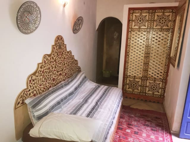 Riad Marokko Hautnah, Chambre triple