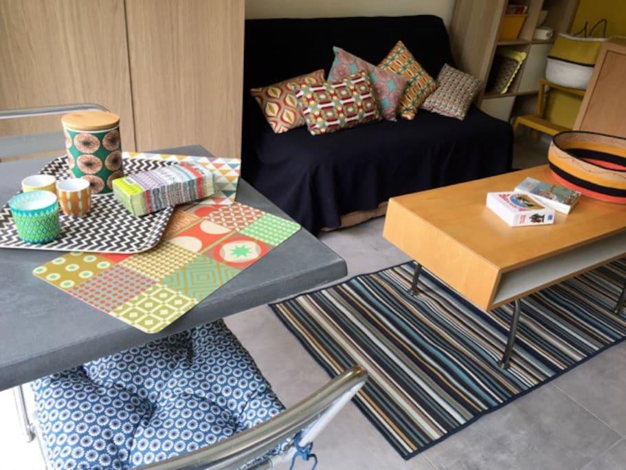Studio plage quartier recherch condominiums for rent in for Recherche studio