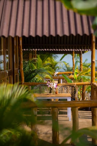 Royal Agonda Beach Hut 3