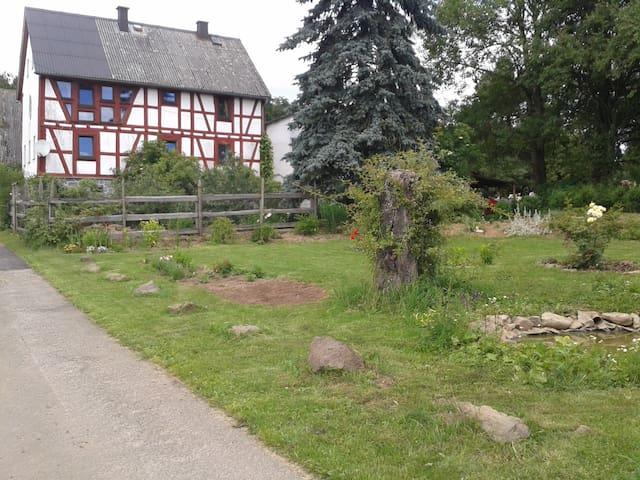 Ferienwohnung Hainerhof - Grünberg - Appartement
