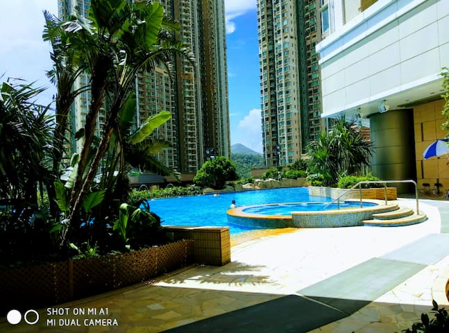 PRIVATE SEAVIEW ROOM AT LOHAS PARK