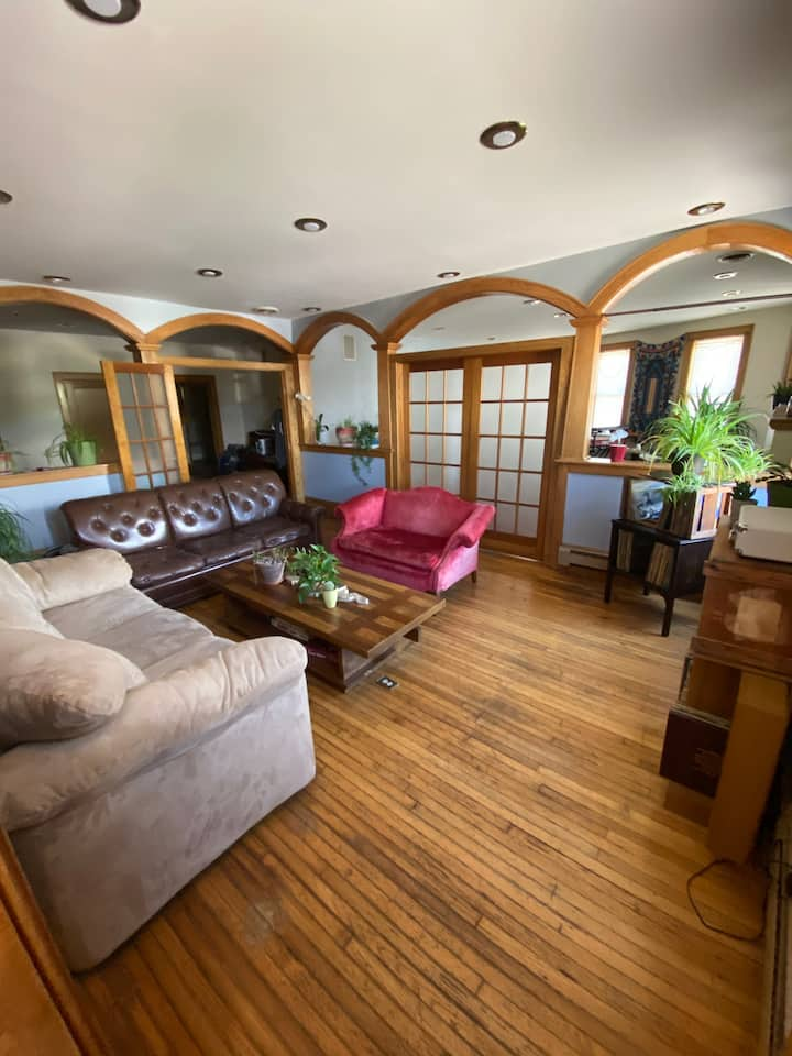 Private Apartment in the Heart of Hornell