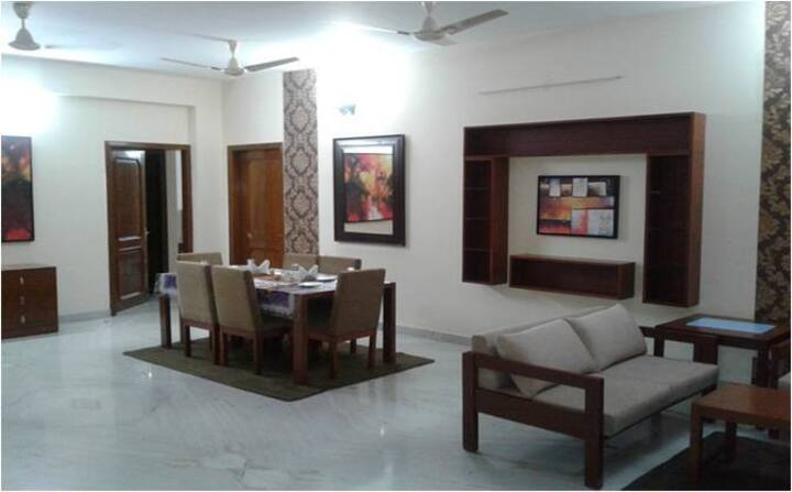 Perfect Business Stay in Bidhannagar @ Siesta