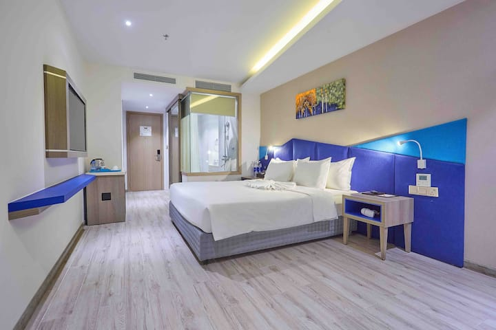 Superior Room Near Beach Nha Trang city
