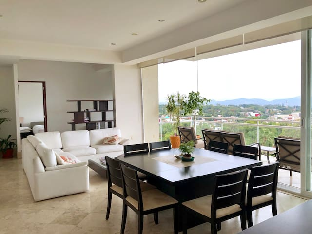 Big and comfortable Apartment in Cuernavaca México