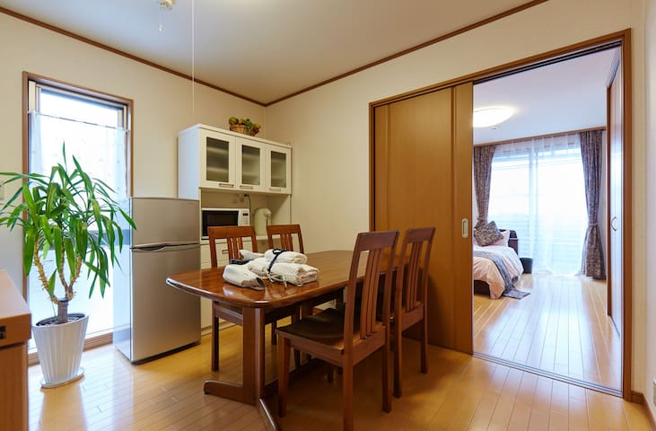 To Shinjuku 14min! 2bedroom Clean! - Setagaya - Rumah