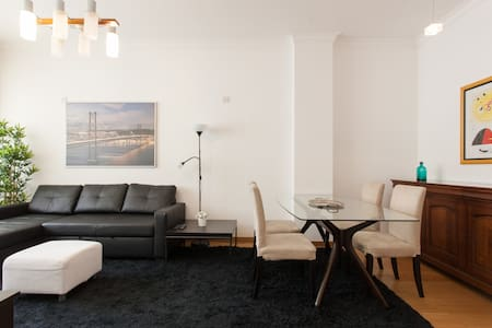 Fully Equipped Flat in Lisbon.  Luxury !! - Lisboa - อพาร์ทเมนท์