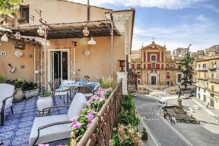 4 star holiday home in Caltanissetta