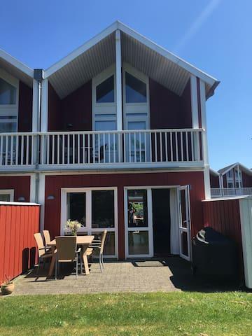 Feriehus i høj kvalitet i Løkken