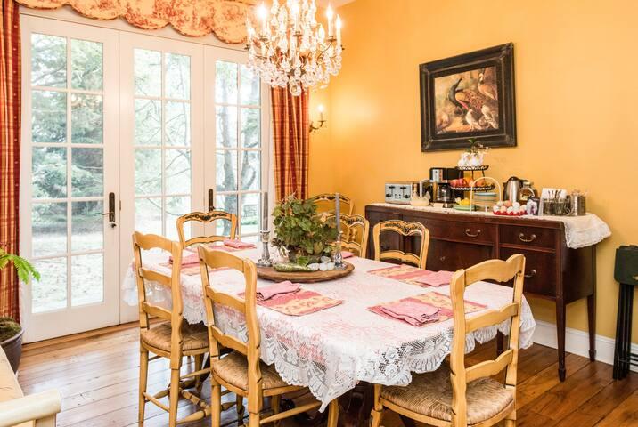 Sunny Great Room - Fairfield - Ház
