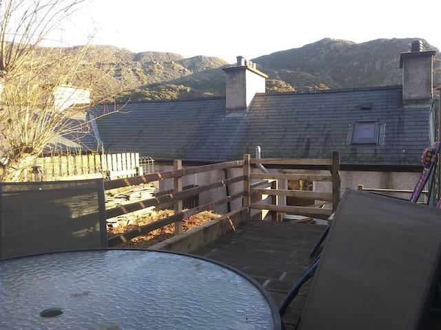 Daisys cottage. Blaenau ffestiniog