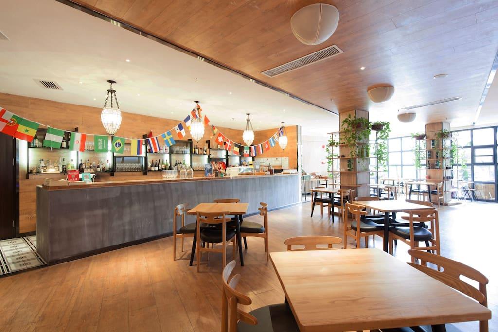 橄榄园法国餐厅(内)