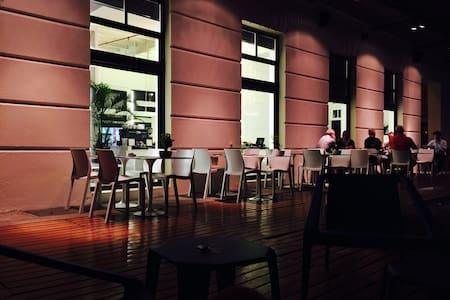 Hermoso loft en edificio histórico! - Buenos Aires