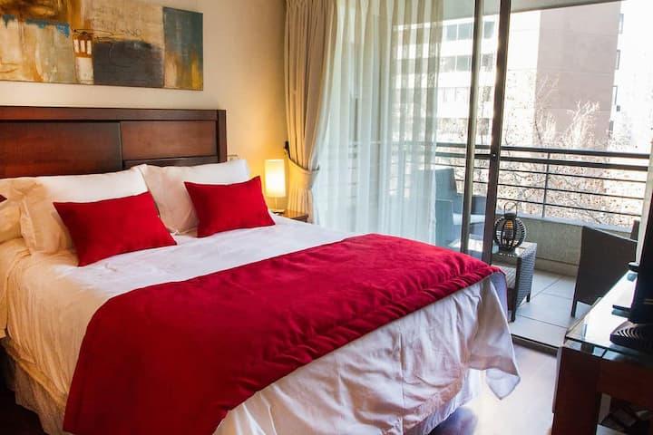 providencia town apartment