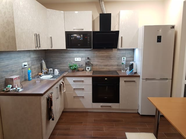 New apartment for champion league 2018
