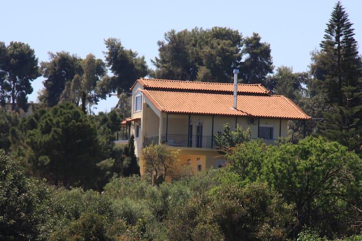 Gouvitsa Petalidi - Kalamaki Messinias