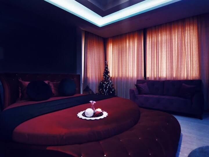Çankaya'da Park 12'de jakuzili özel oda -202-