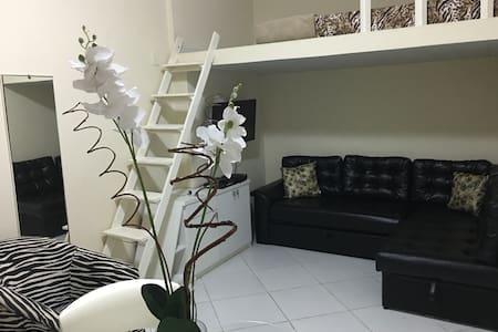 Apartamento na quadra da praia - Rio de Janeiro - Apartment