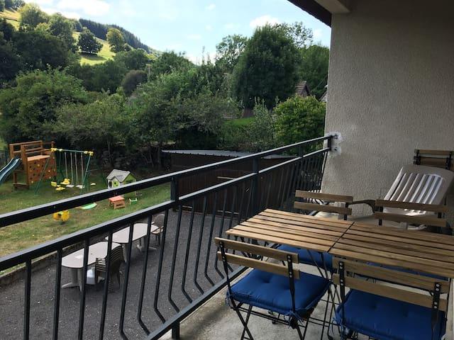 Appartement au cœur du parc des volcans d'Auvergne