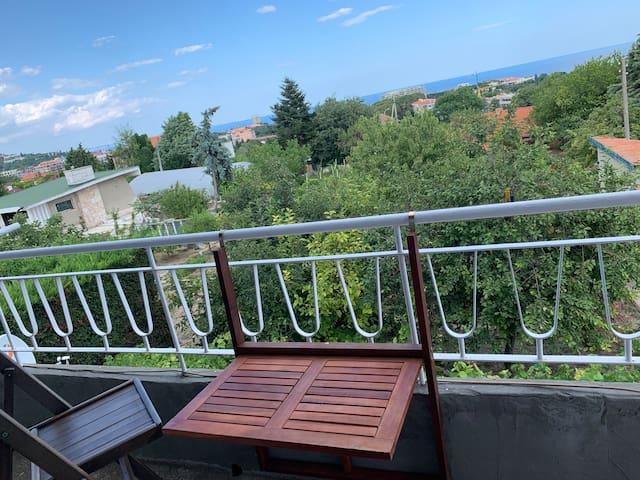 Apartment in villa Artemis