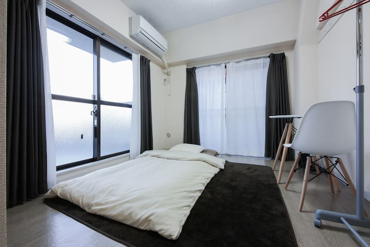 1 minute on foot from the station Mt.Fuji view - nerimaku - Apartamento
