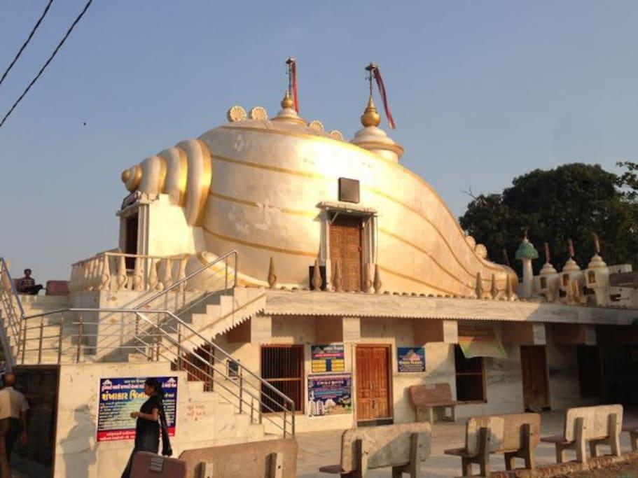 Shatrunjaya hill temple, Palitana