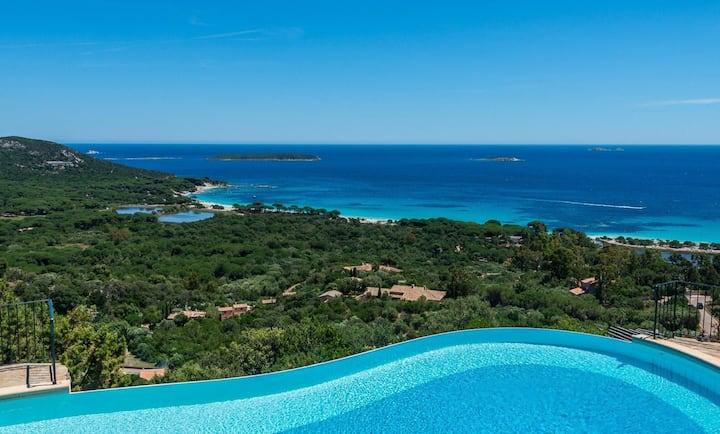 Palombaggia - Mini-villa 2 chambres - Vue mer