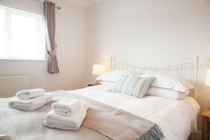 Constantine Room - Trevose Bed & Breakfast - Padstow - ที่พักพร้อมอาหารเช้า