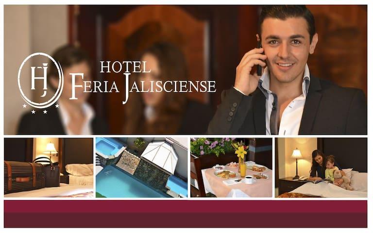 Hotel Feria Jalisciense