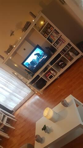 Appartement Lumineux 84 m2 en résidence calme