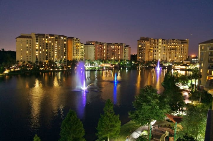 Wyndham Bonnet Creek 2 Bedroom Deluxe - Lake Buena Vista - Σπίτι