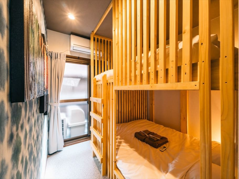 2F Bed Room