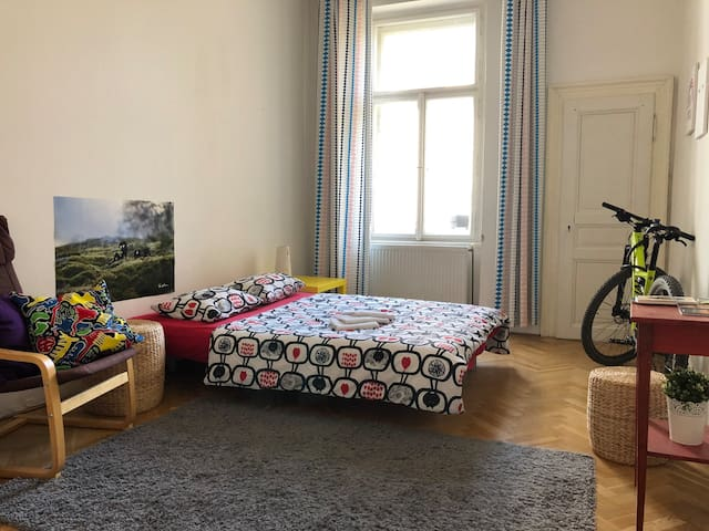 Cozy Room #3 in Prague - Best location