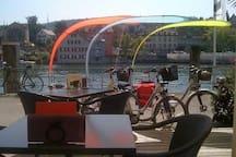E-Bike-Tour mit ´Rückenwind´