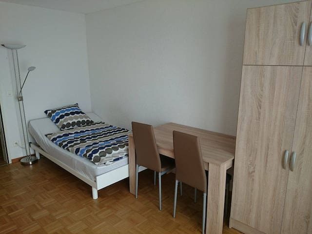 WG Zimmer - Bösingen