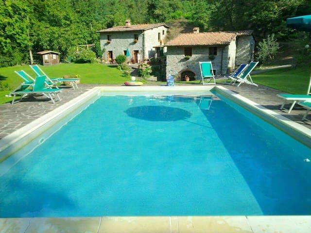 Via lo stress nel cuore della Lucchesia - Lucca
