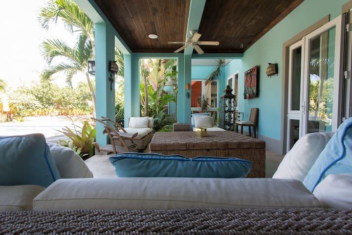 Elegant Island Living