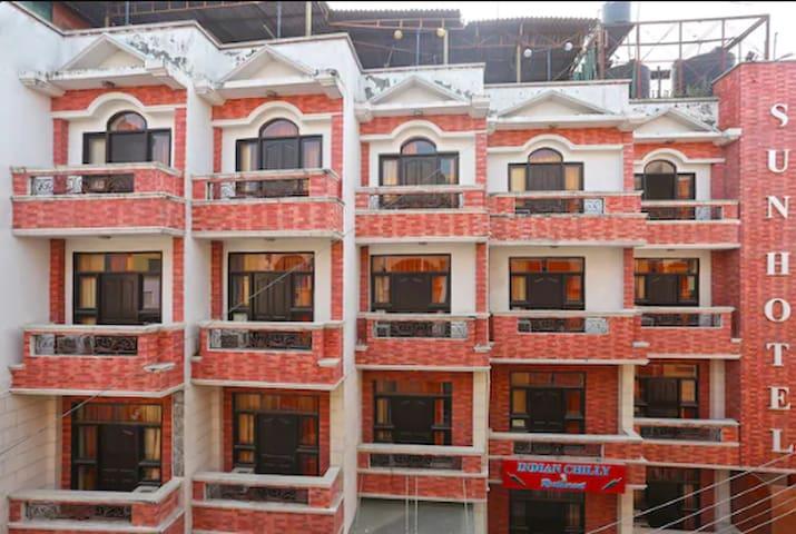 Heart of the Holy City - Sun Hotel Haridwar