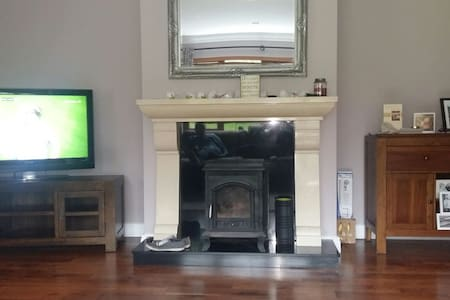 Three double rooms - Clarecastle