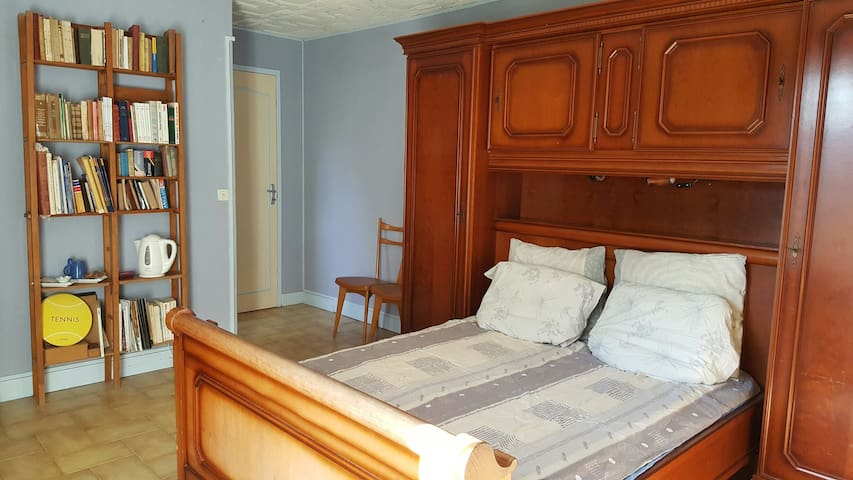 Chambre privée au pays du cognac - Mérignac - Hus